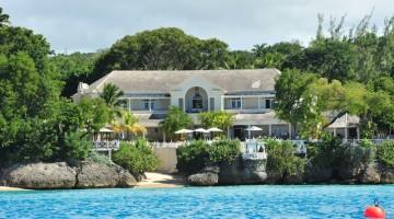 Barbados, la villa di Rihanna (foto Olycom)