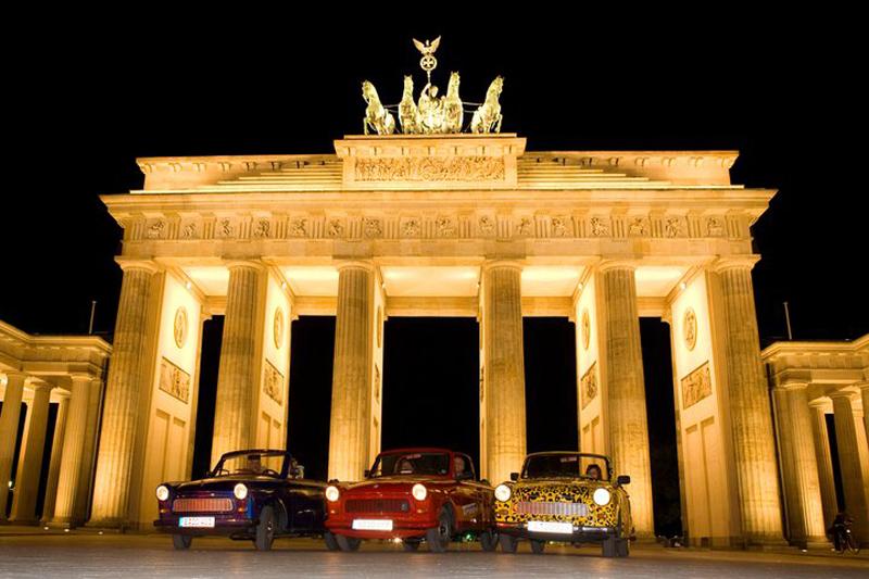 I Trabi Safari si sono sviluppati a Berlino intorno al 2009 (foto: Trabi Safari)
