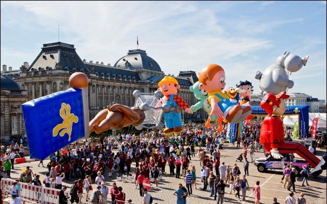 Foto La città europea del 2015 (secondo 250.000 persone)