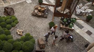 In mostra a Bucolica, a Vaprio d'Adda dal 23 al 25 maggio, il meglio degli arredi e accessori country