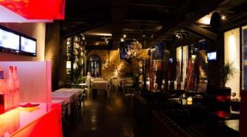 Gli interni del Caffè Centrale Venezia