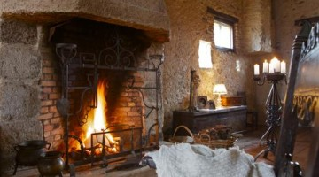 La Brunelde Domus Magna è un buon esempio di ospitalità nel rispetto della natura, in Friuli