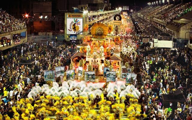 Foto Carnevale 2014: le sfilate al top