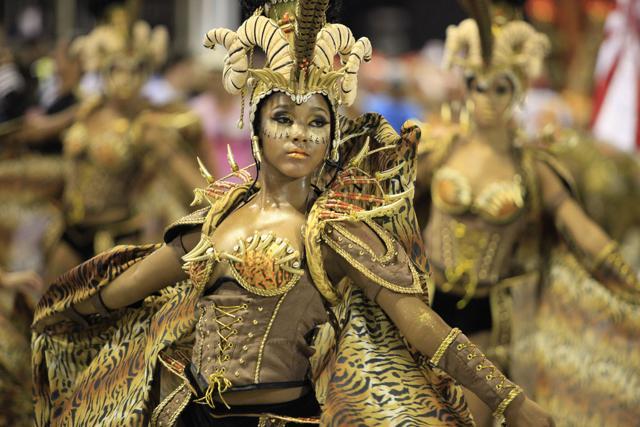 Carnevale di Rio: a tutto samba
