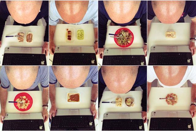 Il giro del mondo in una lunchbox