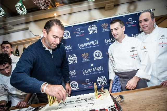 Audi Chef's Cup Sudtirol 2014: le foto più belle