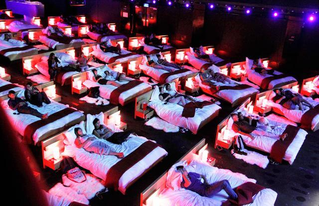 15 cinema dove anche la sala è uno spettacolo