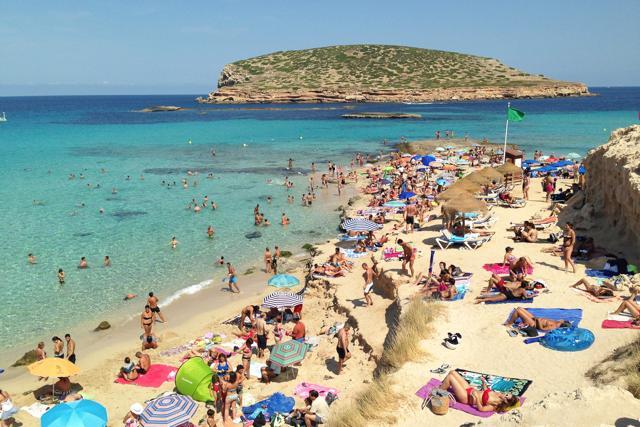 Baleari: la mappa delle spiagge più belle
