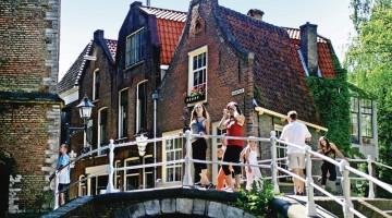 Delft, la città di Vermeer