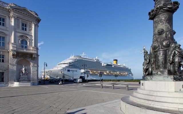 Foto Le nuove navi da crociera per sognare