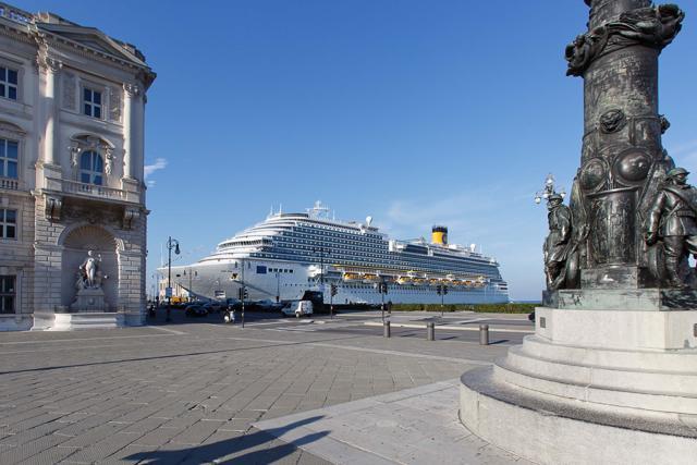 Le nuove navi da crociera per sognare