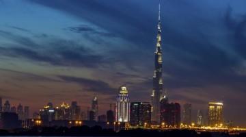 Il Burj Khalifa è il più alto grattacielo del mondo (ph: Getty Images).