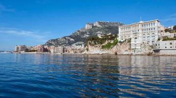 L'Acquario è all'interno di un maestoso palazzo a picco sul mare (foto: M. Dagnino)