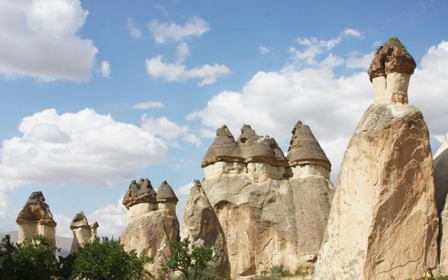 Foto Bellezze di pietra: i 15 paesaggi rocciosi più incredibili