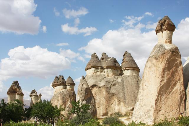 Bellezze di pietra: i 15 paesaggi rocciosi più incredibili