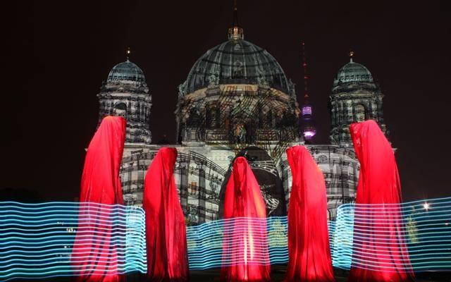Foto Europa: i festival di luci più spettacolari