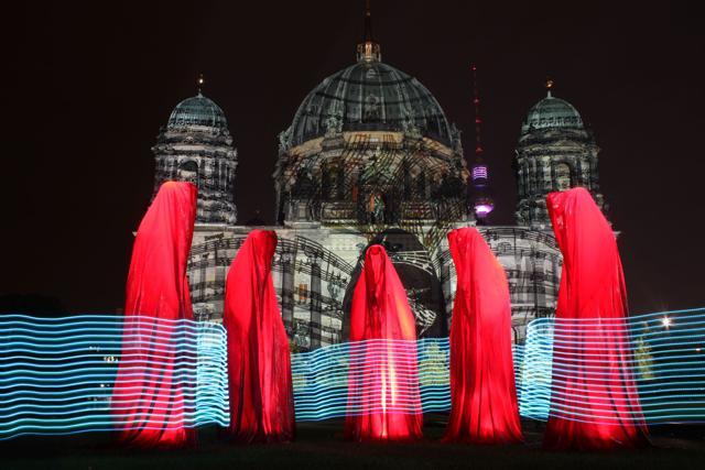 Europa: i festival di luci più spettacolari