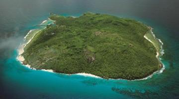 Fregate Island è un'isola privata delle Seychelles. Si trova a 15 minuti di elicottero da Mahé (foto: Fregate Island Private)