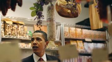 Il presidente degli Stati Uniti Barack Obama è un estimatore del prosciutto di San Daniele
