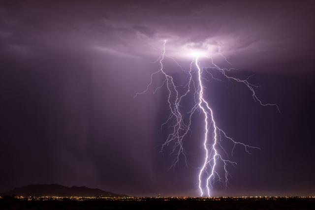 Tempeste e fulmini. Quando la natura dà spettacolo