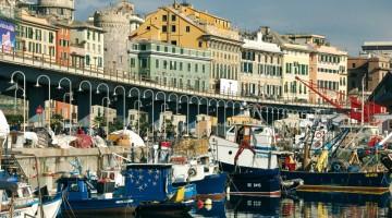 La Darsena di Genova (foto: Ente del Turismo)