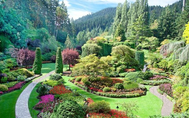 Foto I 10 giardini più belli del mondo