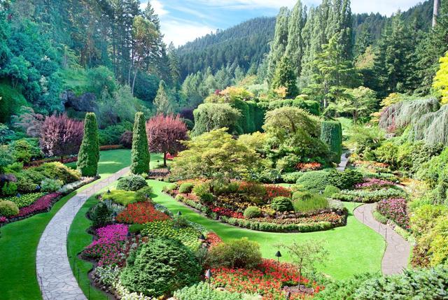 I 10 giardini più belli del mondo