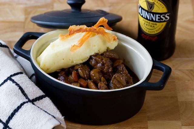 Ricette golose. A base di Guinness