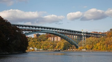 L'Harlem River (foto Alamy/Milestone Media)