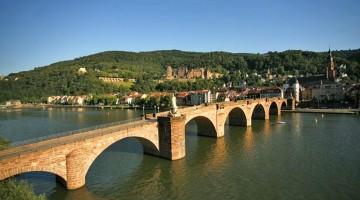 Il ponte di Heidelberg