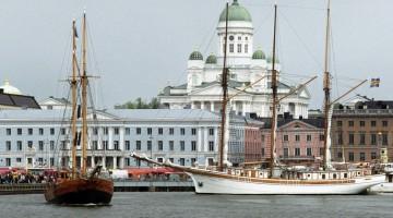 Pescherecci nel porto di Helsinki (foto: Tourist and Convention Bureau's Material Bank)