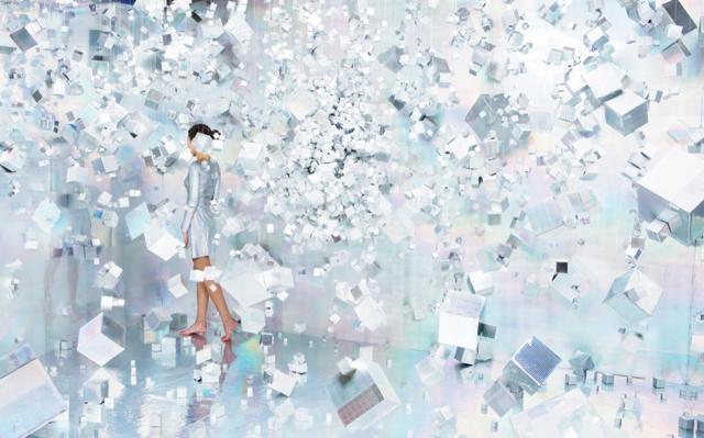 Foto Il cielo in una stanza: 11 mondi alieni in un monolocale coreano