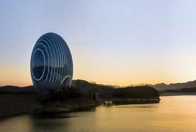 I 10 hotel di design più spettacolari al mondo