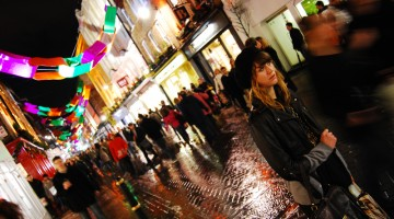 Carnaby Street, strada cult degli anni ?60, dove esplose la Swinging London