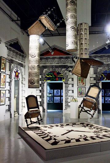 Al Fashion and Textile Museum è l'emblema delle trasformazioni in atto nel quartiere
