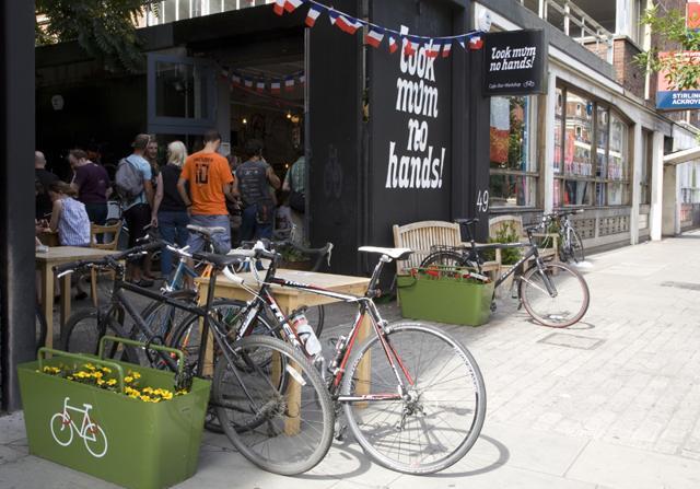 Bike café: il meglio d'Europa
