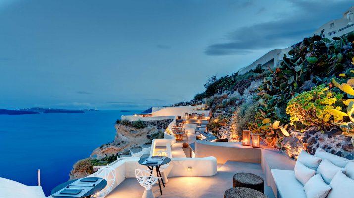 Foto Santorini: tra thòlos e hotel di design