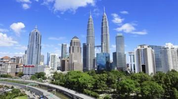 Kuala Lumpur, collegata da oltre 30 compagnie aeree, mescola mercatini di peltro a mete da food blogger (foto: Getty Images)