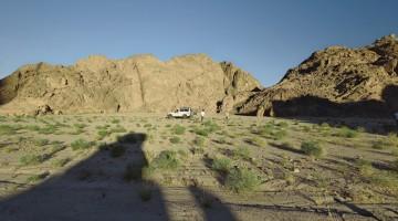 Un classico della vacanza sul Mar Rosso: in fuoristrada nel deserto