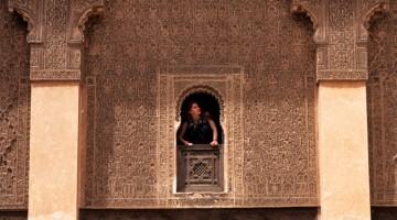 La Madrasa di Ben Youssef, a Marrakech, un tempo la più grande scuola islamica del Marocco, è oggi aperta al pubblico (foto: Flavio Pagani)