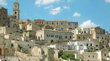 Palazzo Pomerici, a Matera, ospita il Musma, il Museo della scultura contemporanea