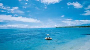 La costa orientale di Mauritius: qui il mare è perfetto per chi va in vacanza nei mesi invernali