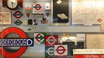 Alla metropolitana di Londra è dedicato un museo (foto: London Transport Museum)