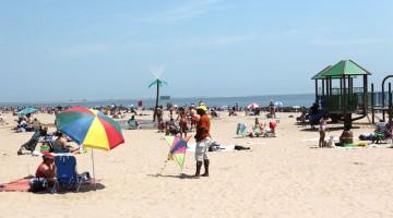 Le spiagge di Coney Island sono molto frequentate dai newyorchesi (foto: NYC & Company)
