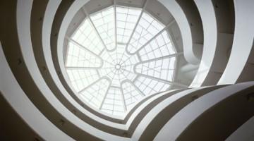 Il museo Guggenheim di New York è stato progettato da Frank Lloyd Wright (foto: David M. Heald/The Solomon R. Guggenheim Foundation)