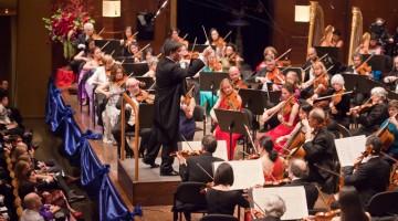 Alla Avery Fisher Hall, la sera di San Silvestro, è in programma il concerto della New York Philharmonic (foto: Chris Lee)