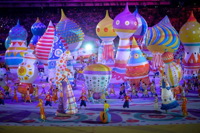 Ghiaccio bollente a Sochi