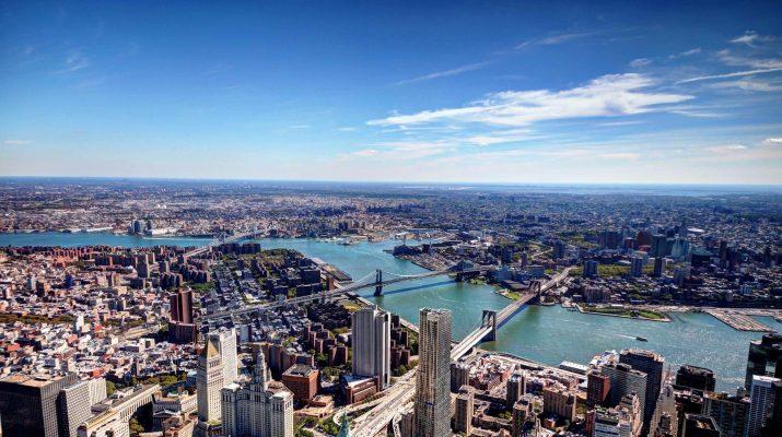 Foto Ecco l'osservatorio più alto degli USA (e altri 14 punti panoramici urbani da urlo)