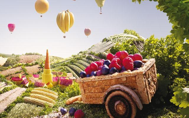 Foto Gourmand & naturale. A Torino scatta Ortinfestival