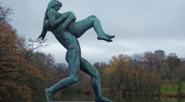 Forse il posto più amato di Oslo è il Parco Gustav Vigeland, che prende il nome dall?artista che ha realizzato oltre 200 sculture (foto: Valentina Castellano Chiodo)